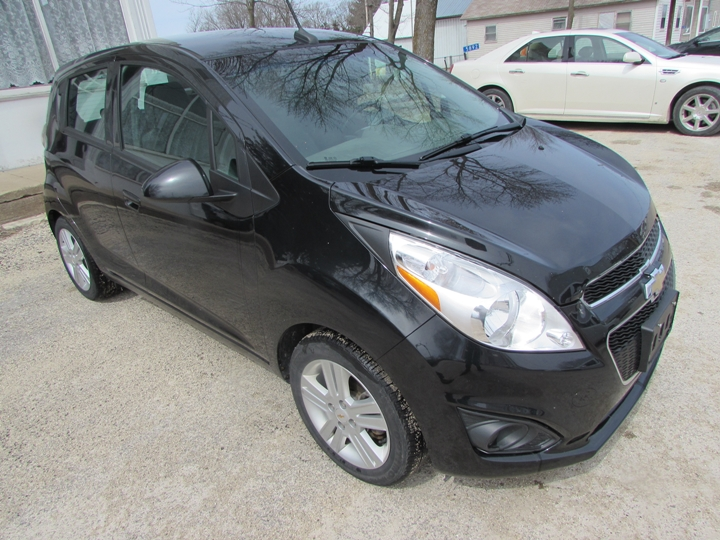 2013 Chevy Spark LS Front Right