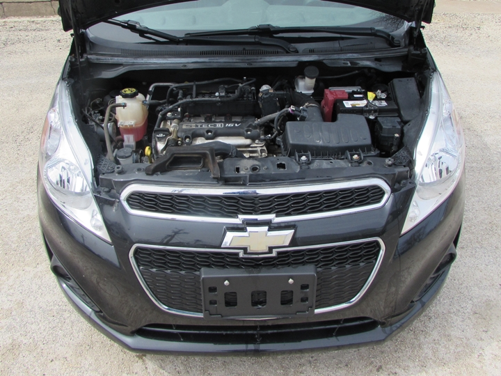 2013 Chevy Spark LS Motor