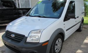 2013 Ford Transit Connect XLT Front Left