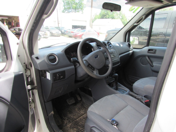2013 Ford Transit Connect XLT Interior