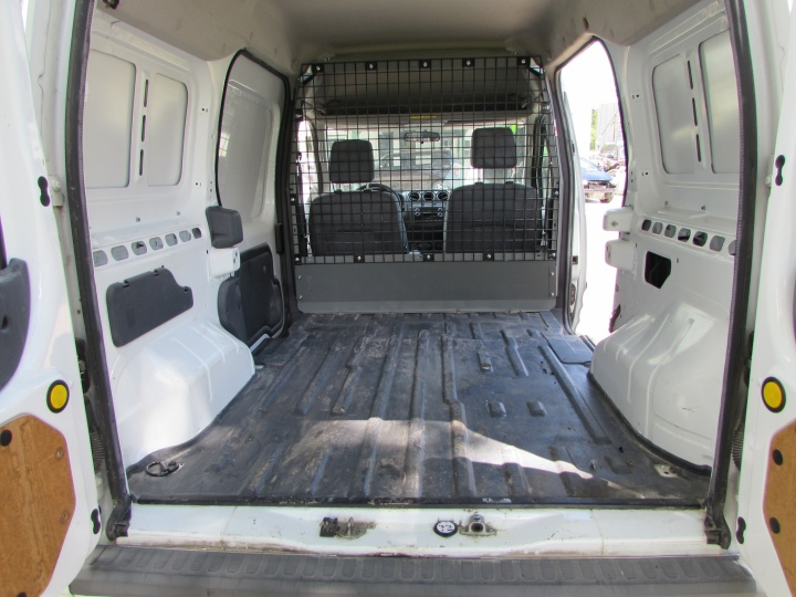 2013 Ford Transit Connect XLT Rear
