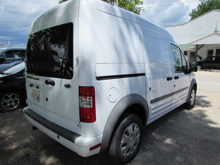 2013 Ford Transit Connect XLT Rear Right