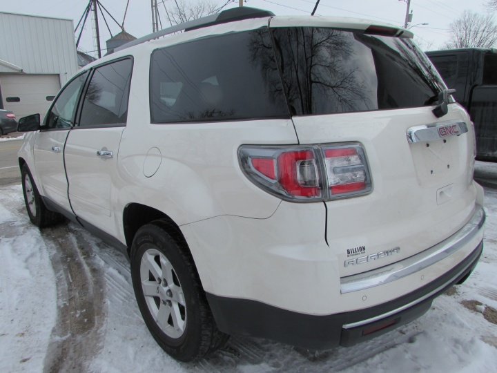 2014 GMC Acadia SLE Rear Left