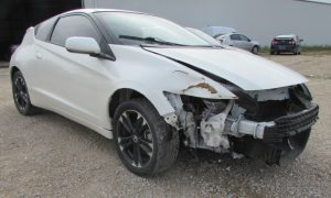 2014 Honda CR-Z EX Front Right