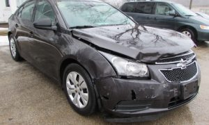 2014 Chevy Cruze Front Right