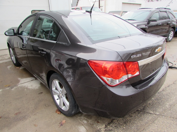 2014 Chevy Cruze LT Rear Left
