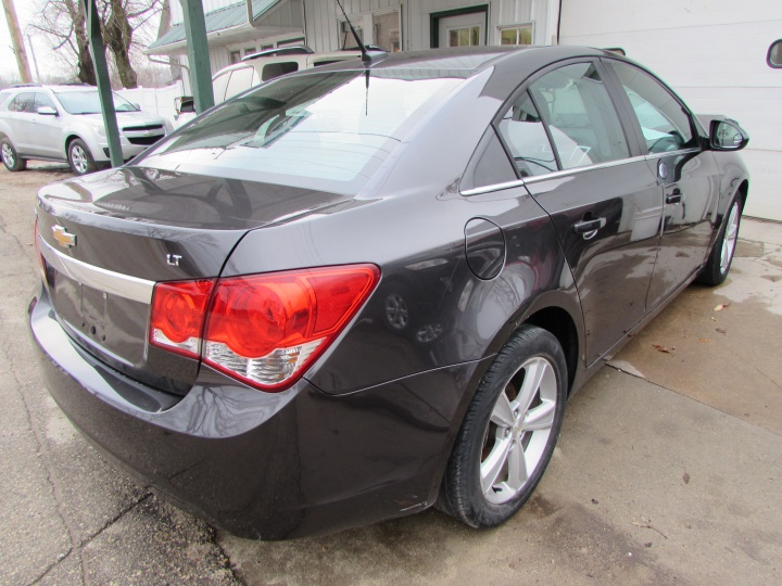 2014 Chevy Cruze LT Rear Right