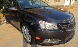 2014 Chevy Cruze LTZ Front Right
