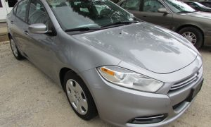 2014 Dodge Dart SE Front Right