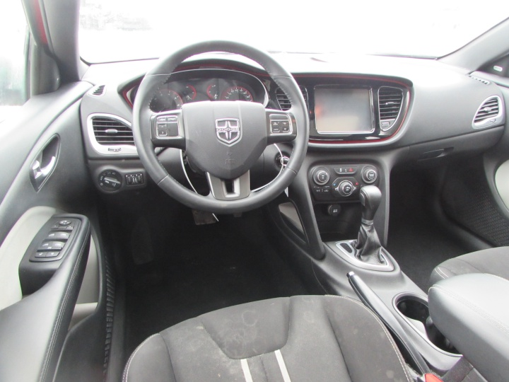 2014 Dodge Dart SXT Interior