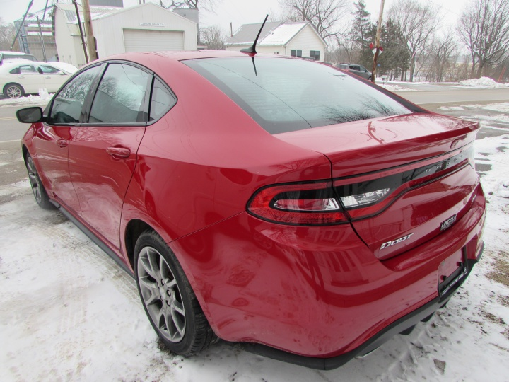 2014 Dodge Dart SXT Rear Left