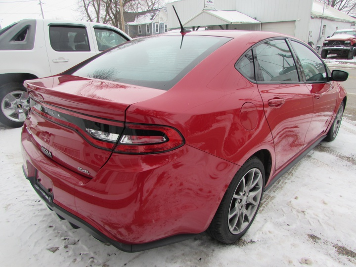 2014 Dodge Dart SXT Rear Right