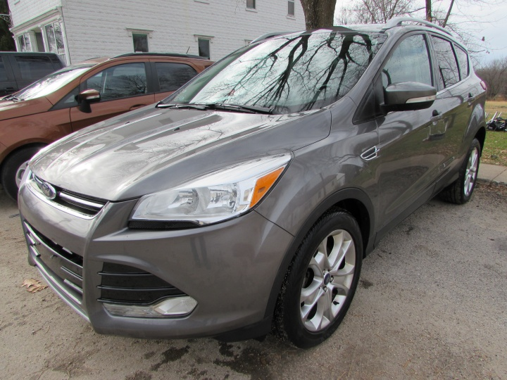 2014 Ford Escape Titanium Front Left