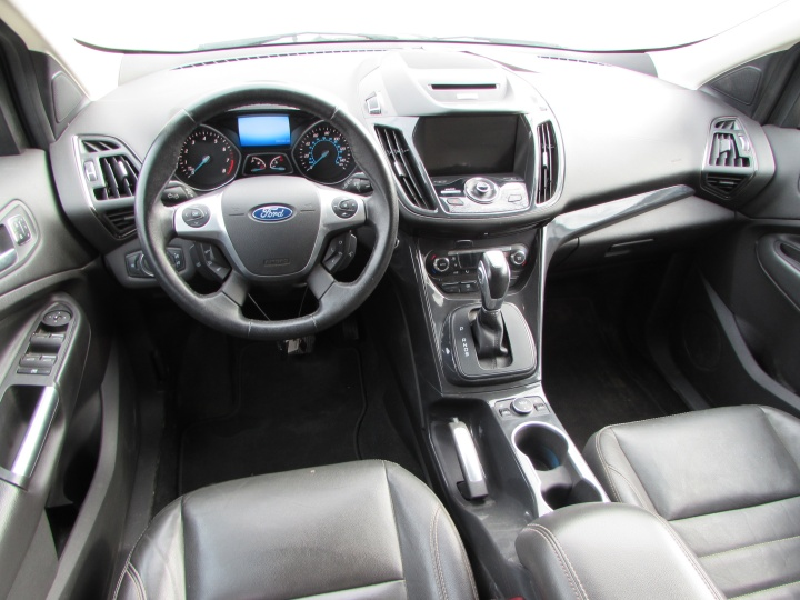 2014 Ford Escape Titanium Interior