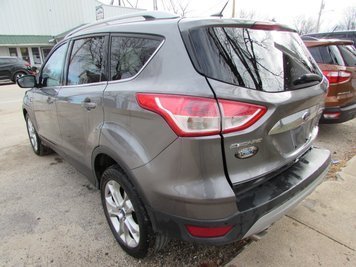 2014 Ford Escape Titanium Rear Left