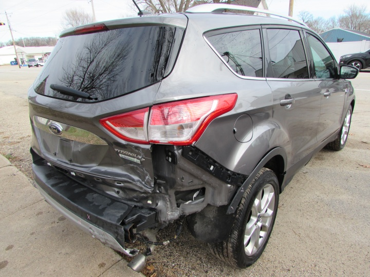 2014 Ford Escape Titanium Rear Right