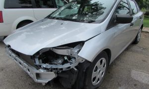 2014 Ford Focus S Front Left