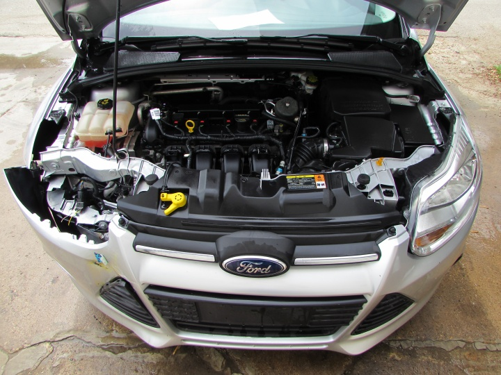 2014 Ford Focus S Motor