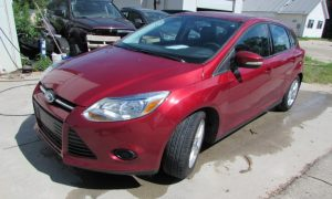 2014 Ford Focus SE Front Left
