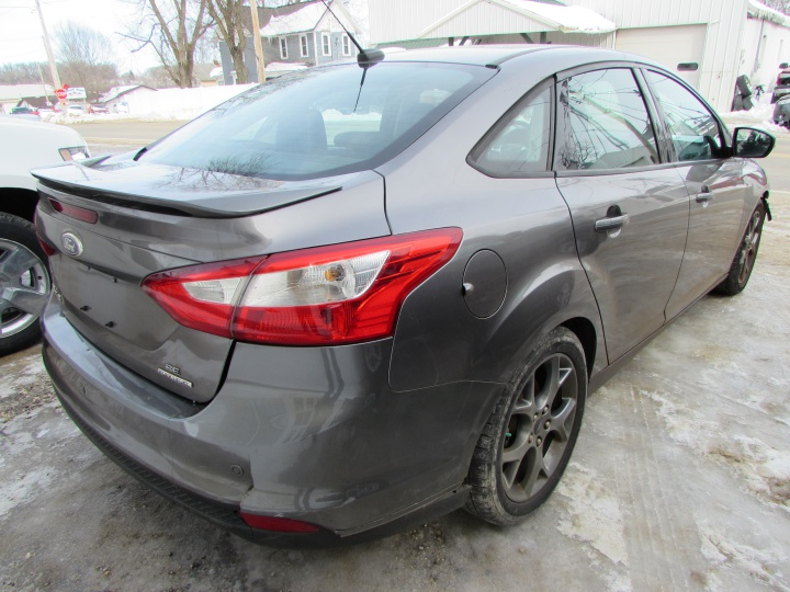 2014 Ford Focus SE Rear Right