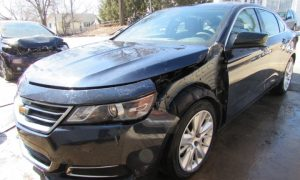 2014 Chevy Impala LS Front Left