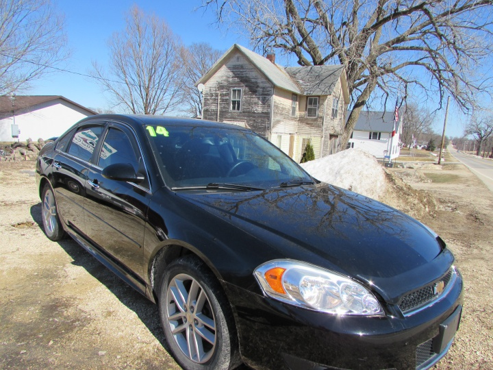 2014 Chevy Impala Limited LTZ Front Right