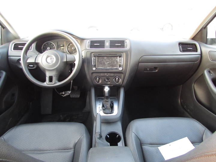 2014 VW Jetta SE Interior