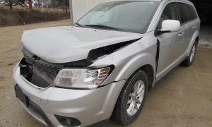 2014 Dodge Journey SXT Front Left