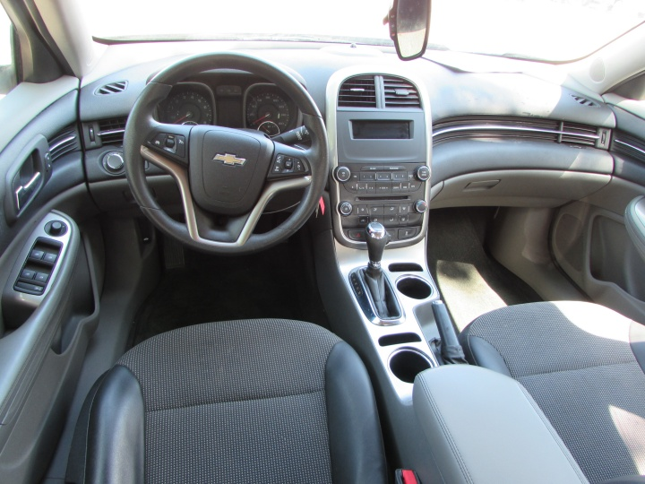 2014 Chevy Malibu LS Interior