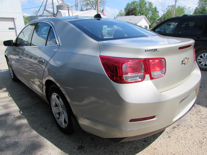 2014 Chevy Malibu LS Rear Left