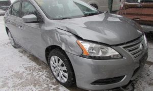 2014 Nissan Sentra SV Front Right