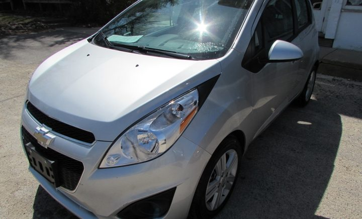2014 Chevy Spark 1LT Front Left
