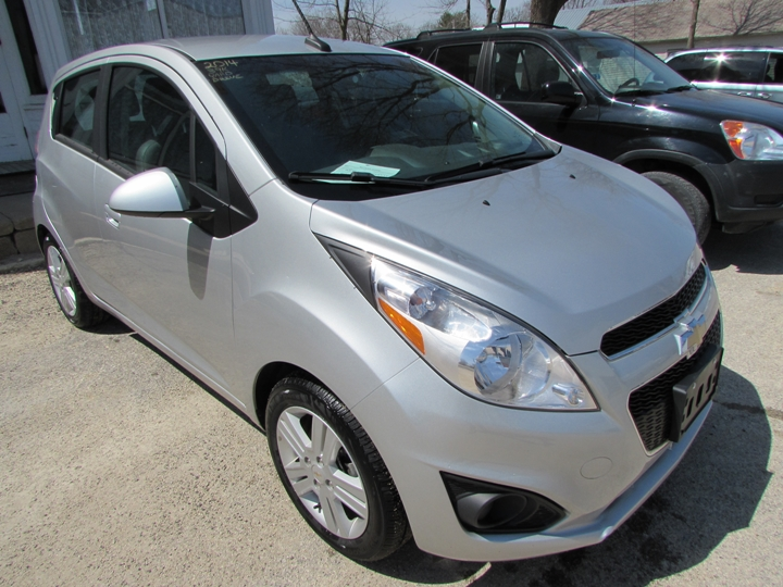 2014 Chevy Spark 1LT Front Right