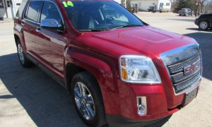 2014 GMC Terrain SLT Front Right