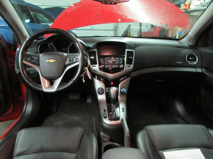 Charming ... 2015 Chevy Cruze LT Interior 2 ...