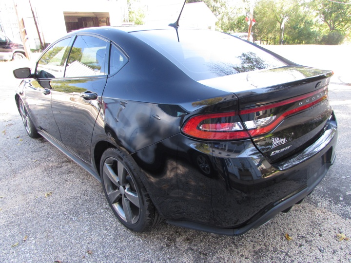 2015 Dodge Dart GT Rear Left