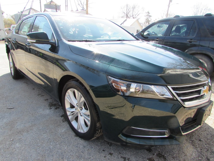 2015 Chevy Impala LT Front Right