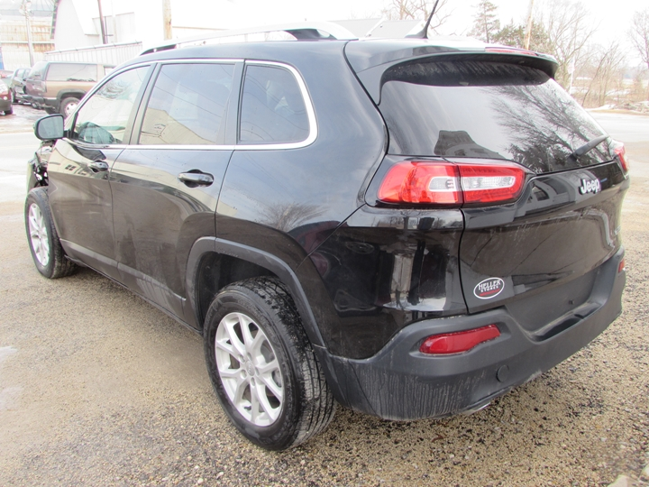 2015 Jeep Cherokee Latitude Rear Left
