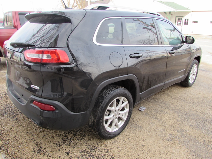2015 Jeep Cherokee Latitude Rear Right