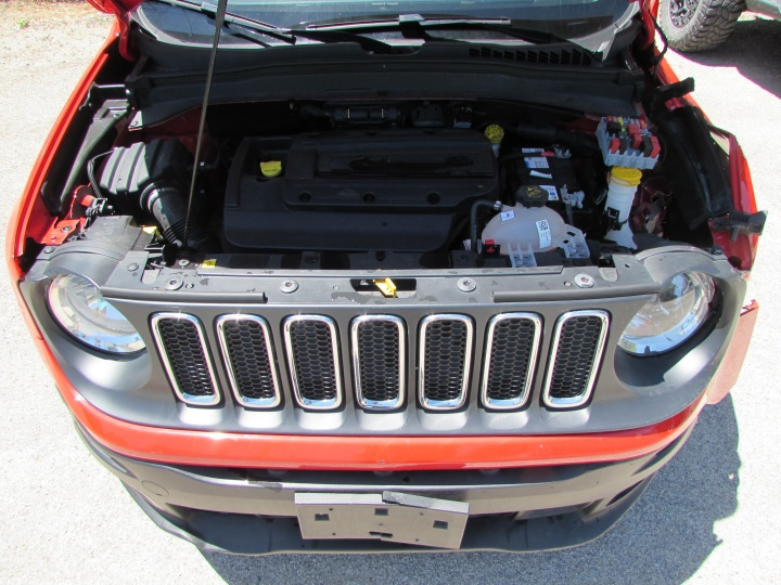 2015 Jeep Renegade Motor