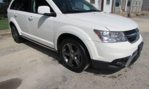 2015 Dodge Journey Crossroad Front Right