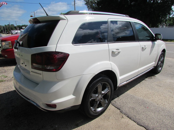 2015 Dodge Journey Crossroad Rear Right