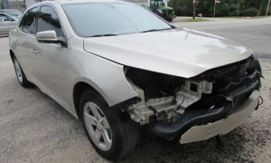 2015 Chevy Malibu 1LT Front Right
