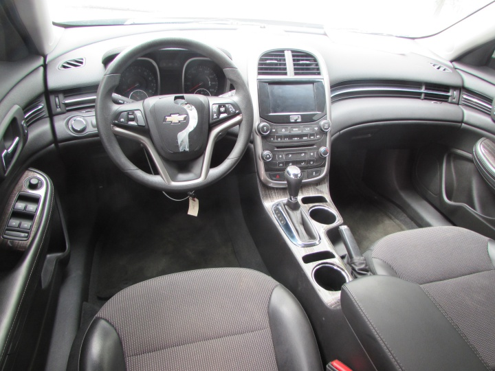 2015 Chevy Malibu 1LT Interior