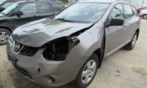 2015 Nissan Rogue Select S Front Left