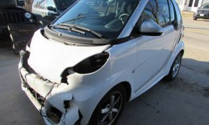 2015 Smart Fortwo Front Left