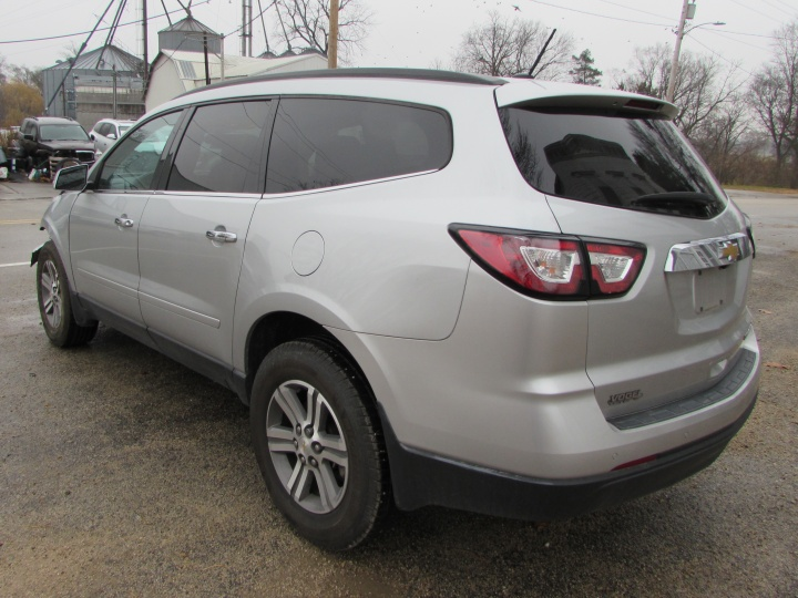 2015 Chevy Traverse LT Rear Left