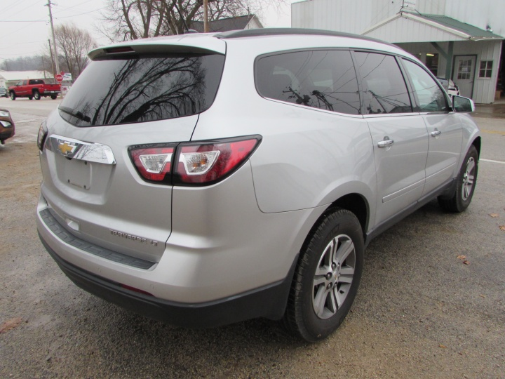2015 Chevy Traverse LT Rear Right