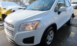 2015 Chevy Trax LS Front Left