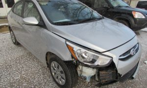 2016 Hyundai Accent SE Front Right
